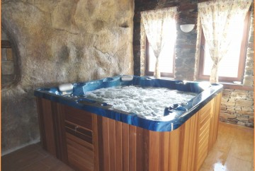 Джакузи хидромасажна вана
