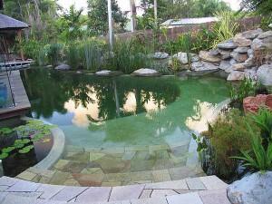Еко басейн