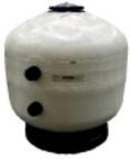 Пясъчен филтър за басейн  - Ivory, страничен вентил