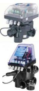 Шеспътен вентил - автоматичен